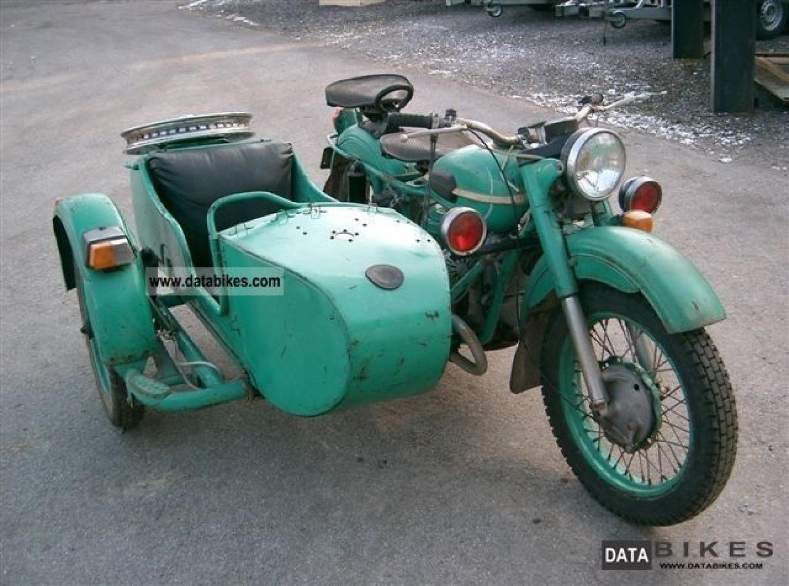 1980 Ural M-63 (with sidecar) #3