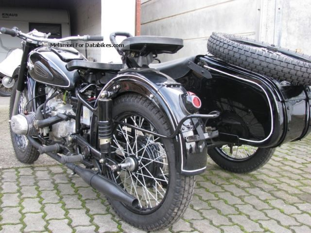Ural M-63 (with sidecar) #7