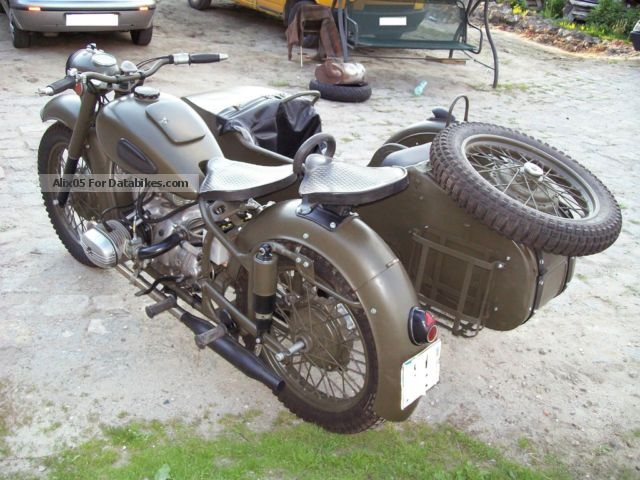Ural M-63 (with sidecar) #4