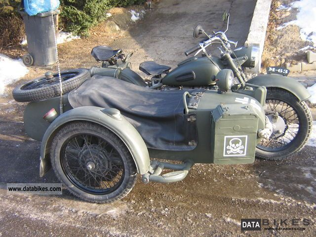 Ural M-63 (with sidecar) #8