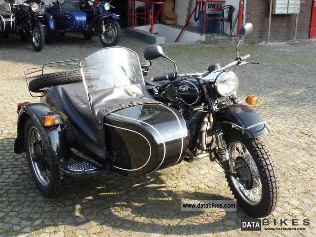 2003 Ural Red Star #10