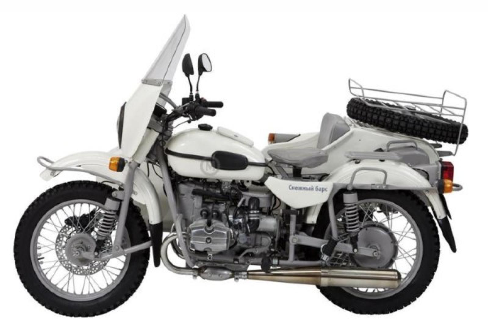 2011 Ural Snow Leopard Limited Edition #1