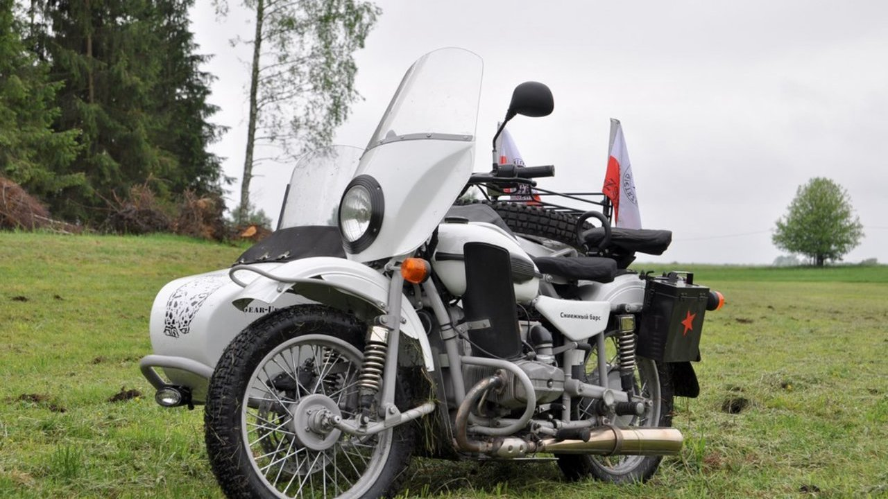 2011 Ural Snow Leopard Limited Edition #5
