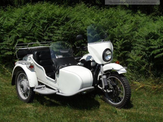 2011 Ural Snow Leopard Limited Edition #8
