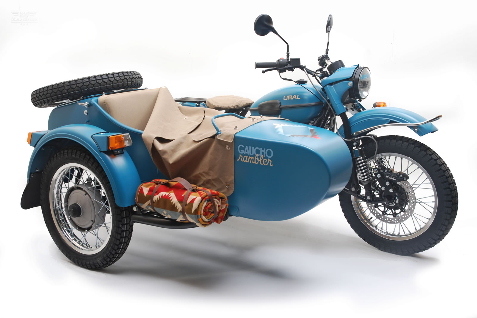 Ural Snow Leopard Limited Edition #4