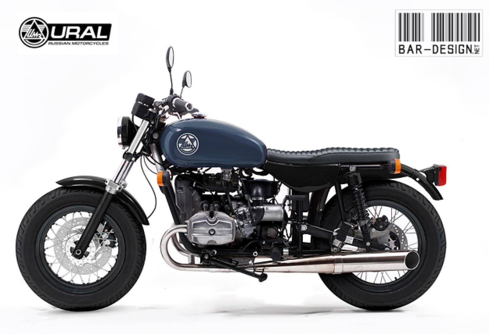 2011 Ural Wolf 750 Solo #1
