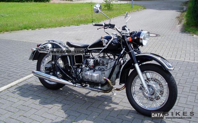 2011 Ural Wolf 750 Solo #3