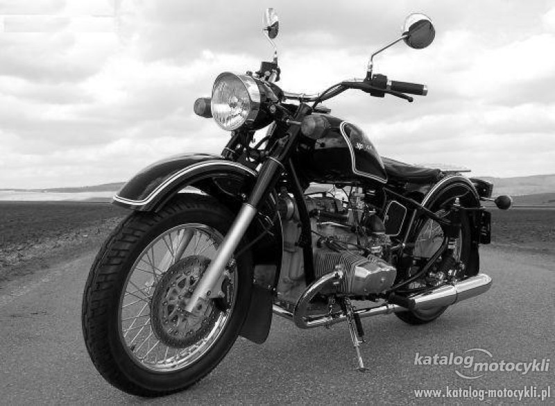 2011 Ural Wolf 750 Solo #7