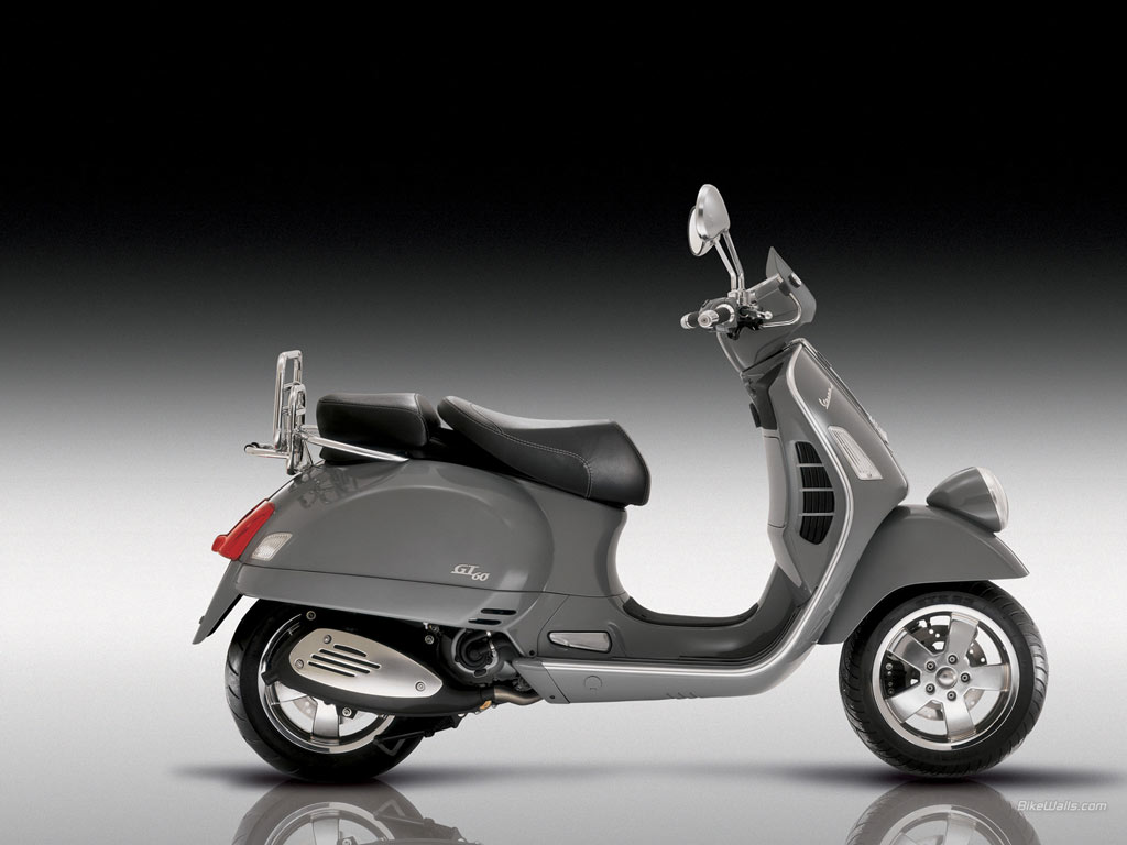 Vespa GT60 S Informations Articles Bikes BestCarMag
