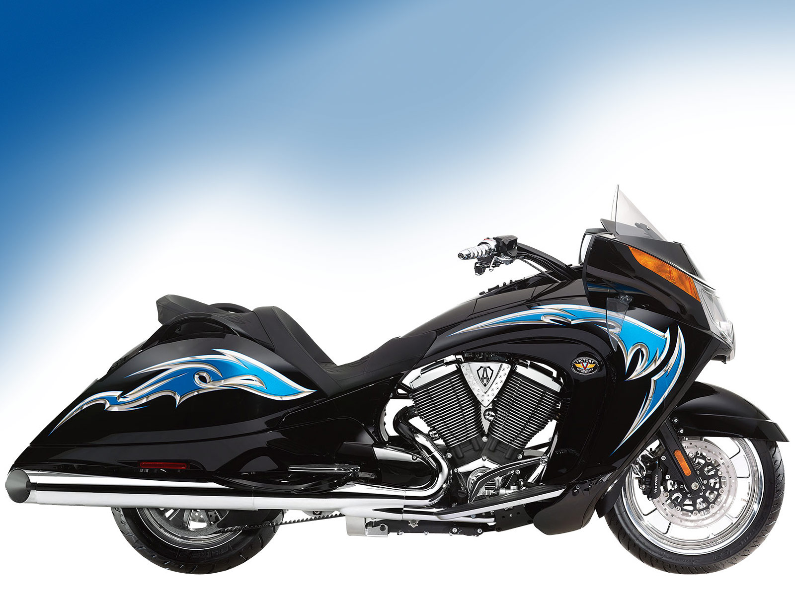 2010 Victory Arlen Ness  Vision #1