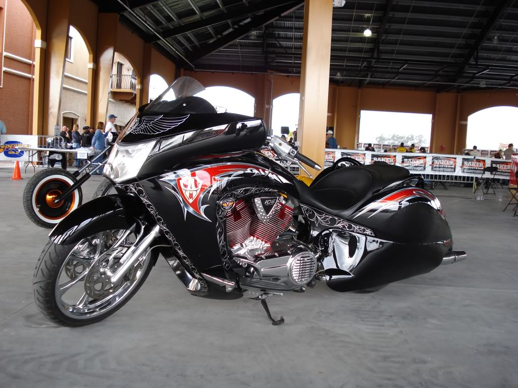 2011 Victory Arlen Ness Vision #5