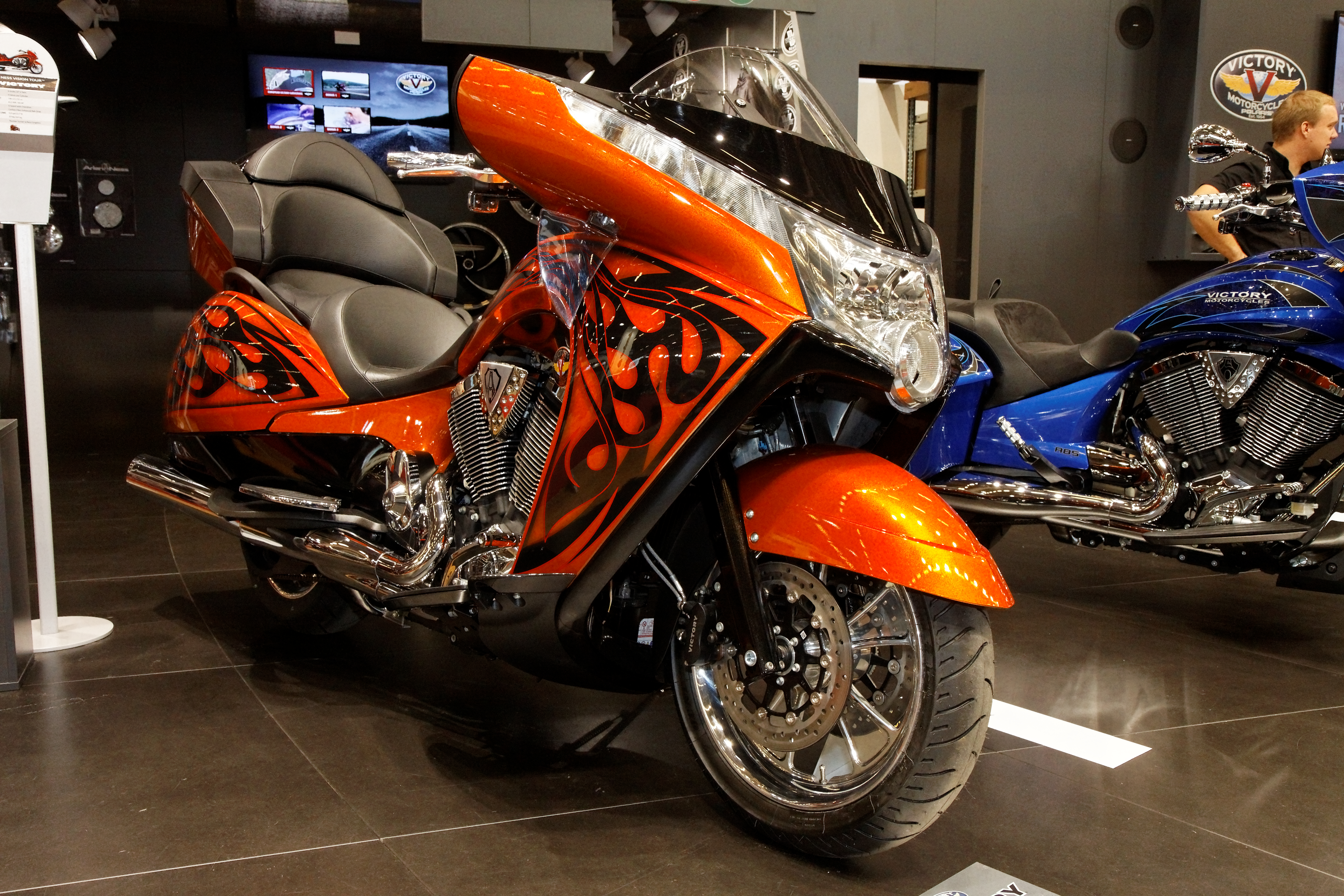 2011 Victory Arlen Ness Vision #1