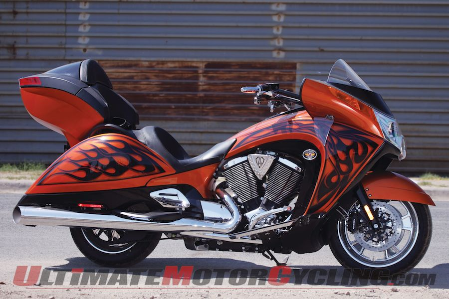2013 Victory Arlen Ness Vision #8