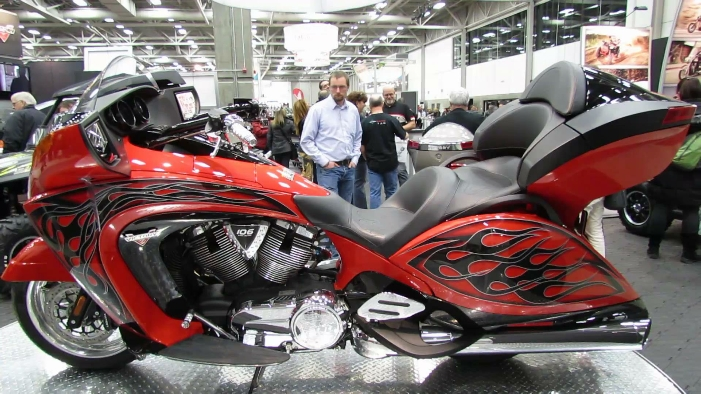 2013 Victory Arlen Ness Vision #4