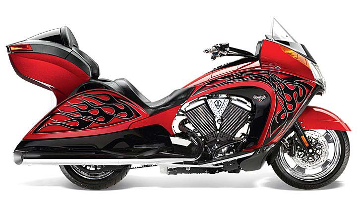 2013 Victory Arlen Ness Vision #1