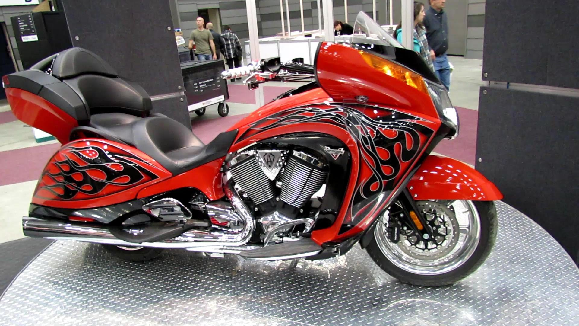 2013 Victory Arlen Ness Vision #2