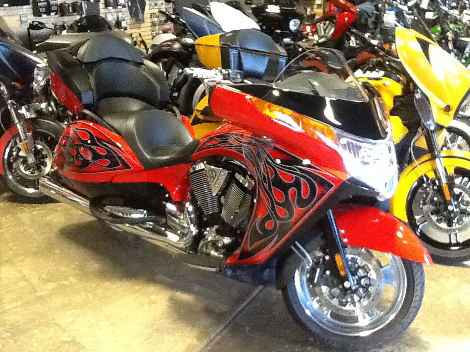 2013 Victory Arlen Ness Vision #10