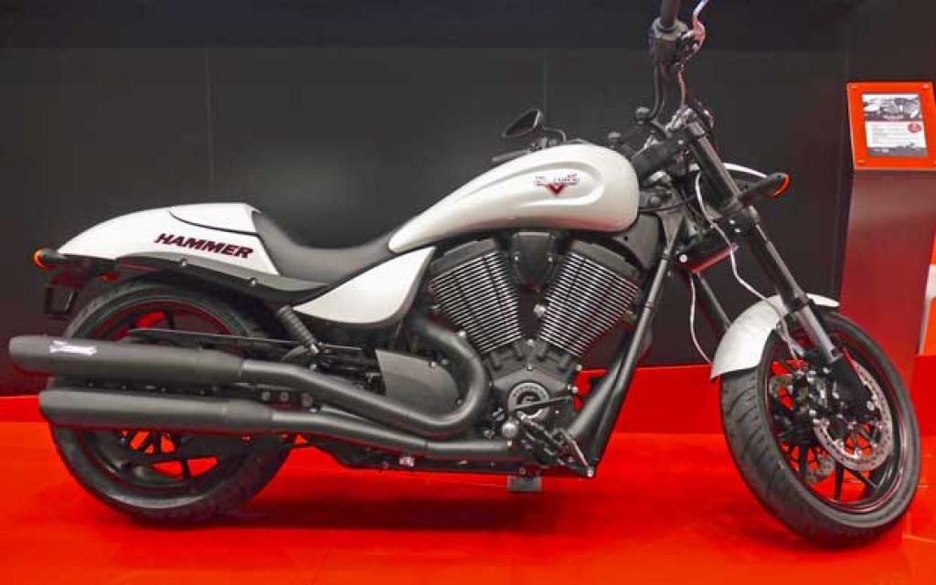 Victory Hammer S 106 #3