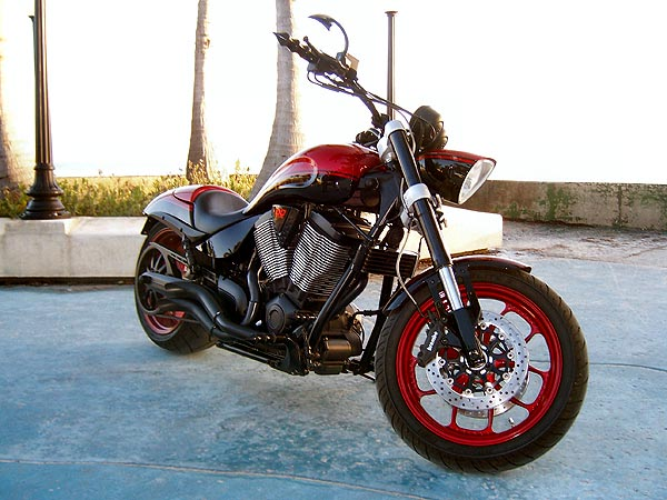 2007 Victory Hammer S #7