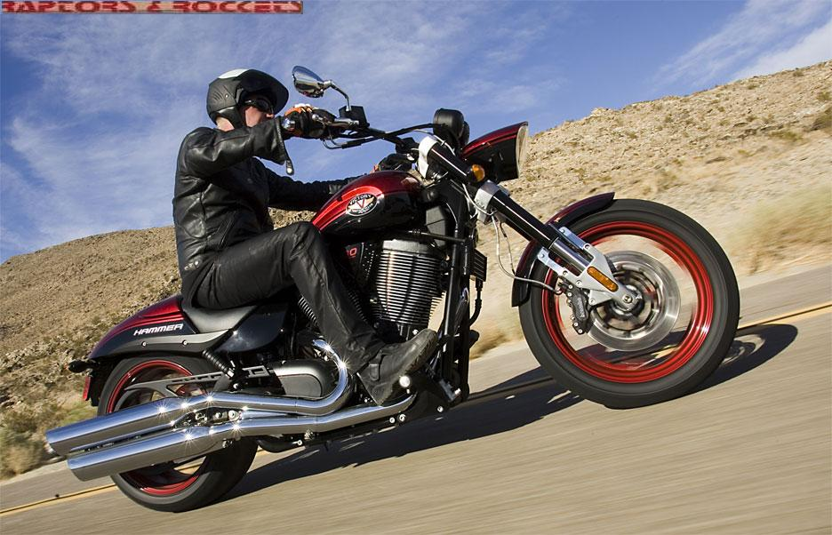 2007 Victory Hammer S #6