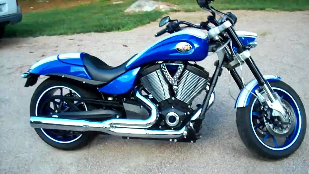 2008 Victory Hammer S #5