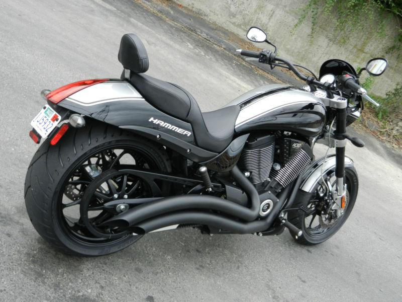 2008 Victory Hammer S #4