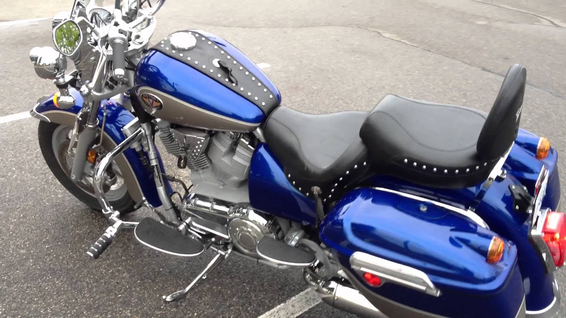 2003 Victory Touring Cruiser #1