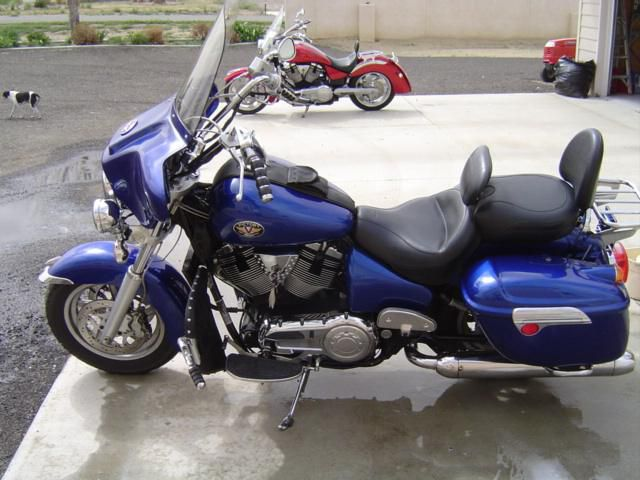 2004 Victory Touring Cruiser #4