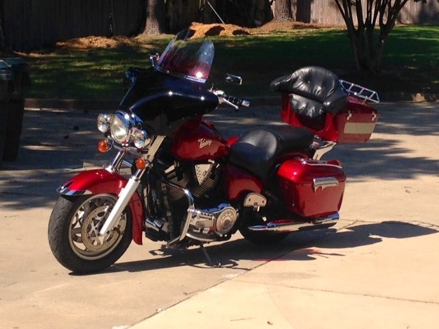 2004 Victory Touring Cruiser #6