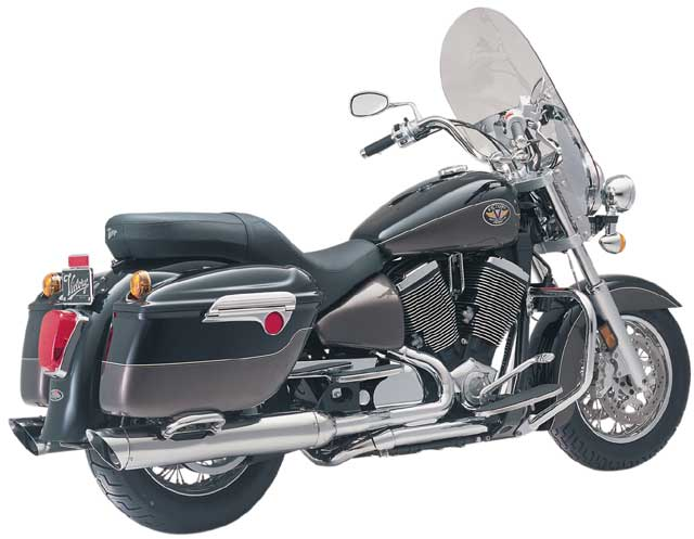 2006 Victory Touring Cruiser #2