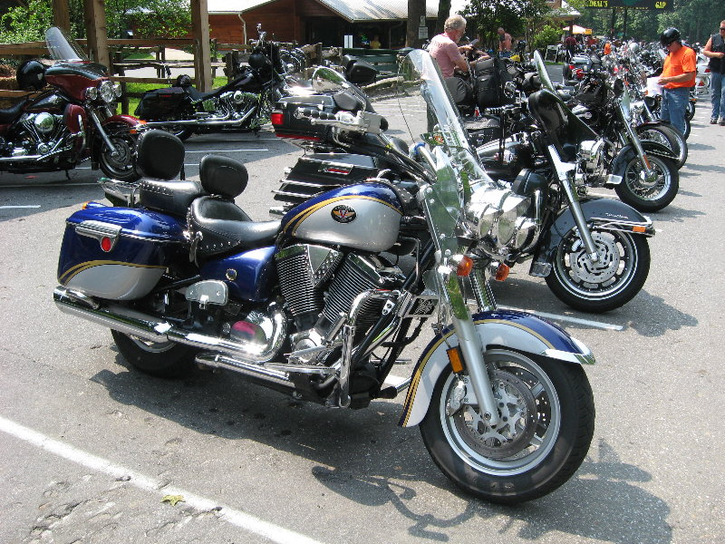 2006 Victory Touring Cruiser #3