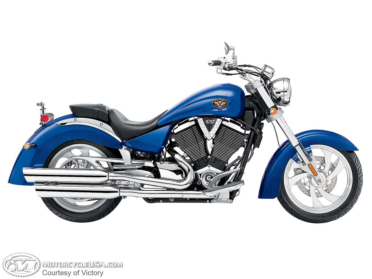 2006 Victory Touring Cruiser #4
