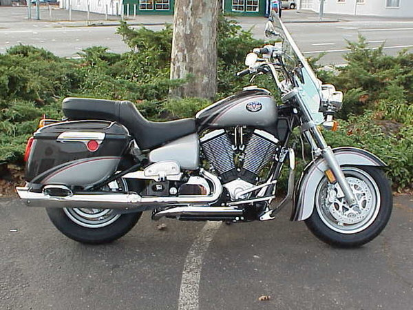 2006 Victory Touring Cruiser #6