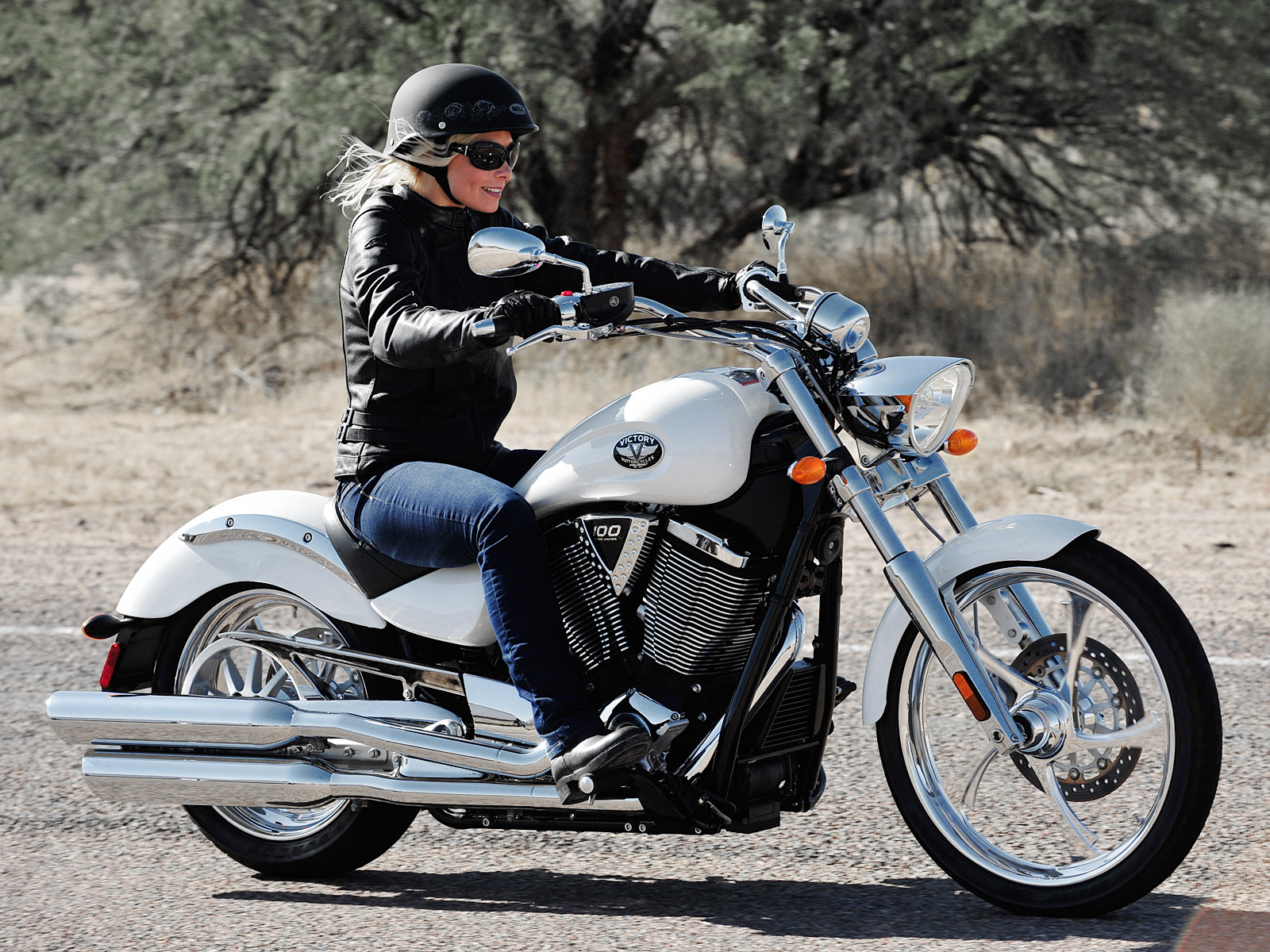 2009 Victory Vegas Low #5