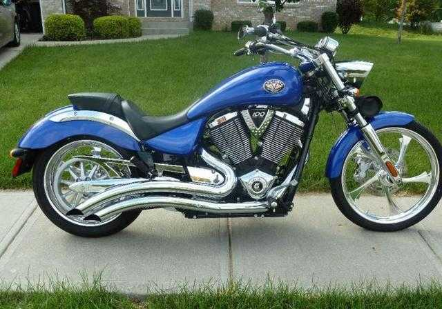 2009 Victory Vegas Low #3