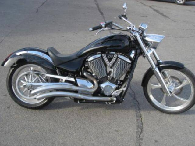 2009 Victory Vegas Low #2