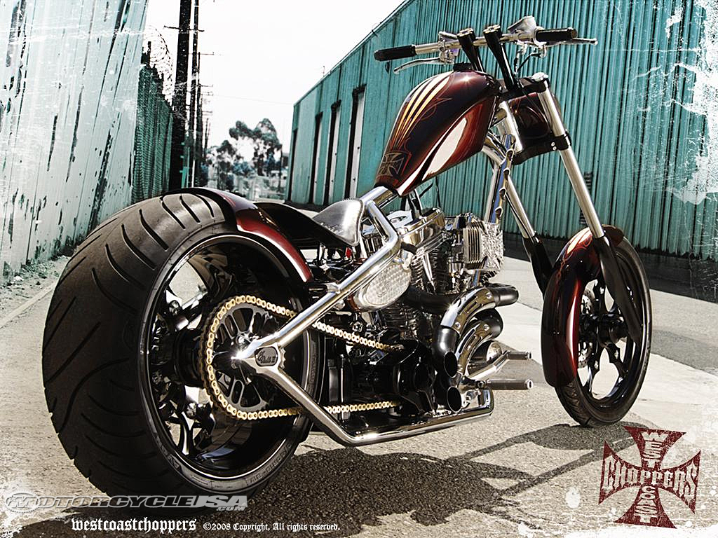 West Coast Choppers #5