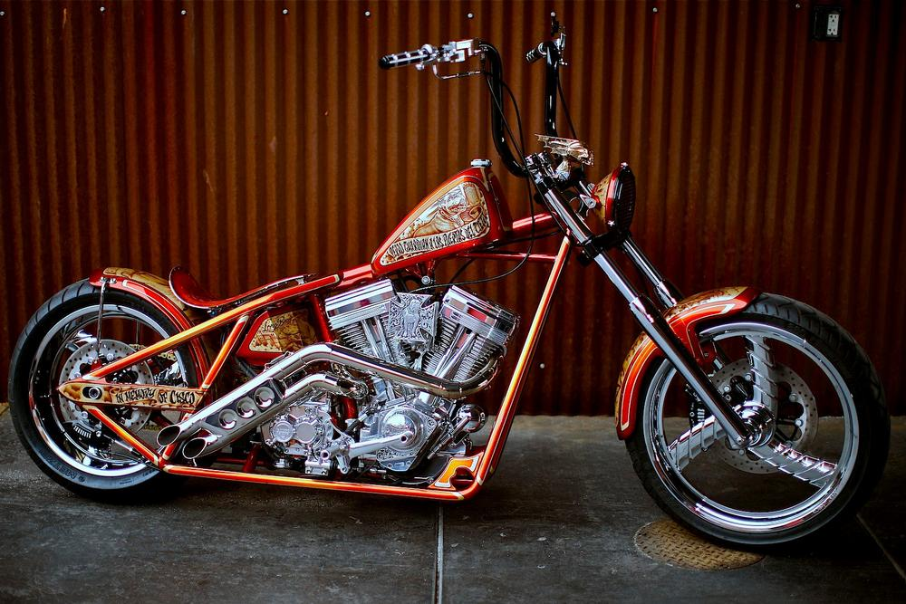 West Coast Choppers Dominator #6