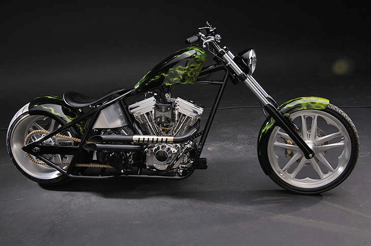 West Coast Choppers Dominator #7