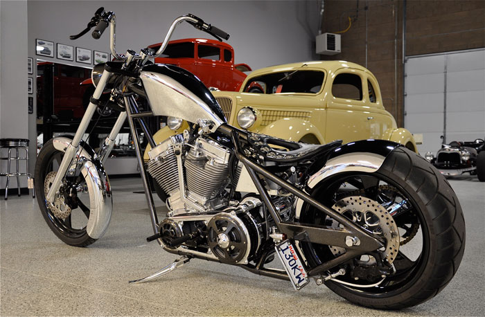 West Coast Choppers Dominator #2