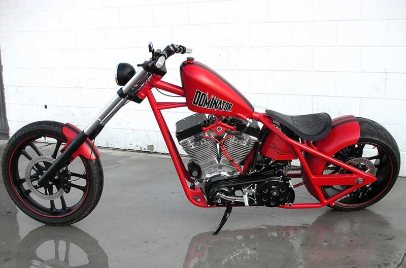 West Coast Choppers Dominator #3