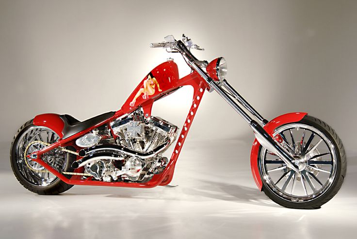 West Coast Choppers El Diablo Sturgis Special #7