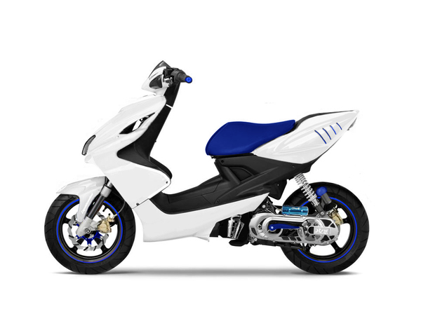 Yamaha Aerox R Special Version #1