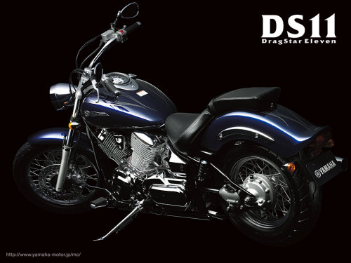 Yamaha DS11 Drag Star Eleven 1100 #5