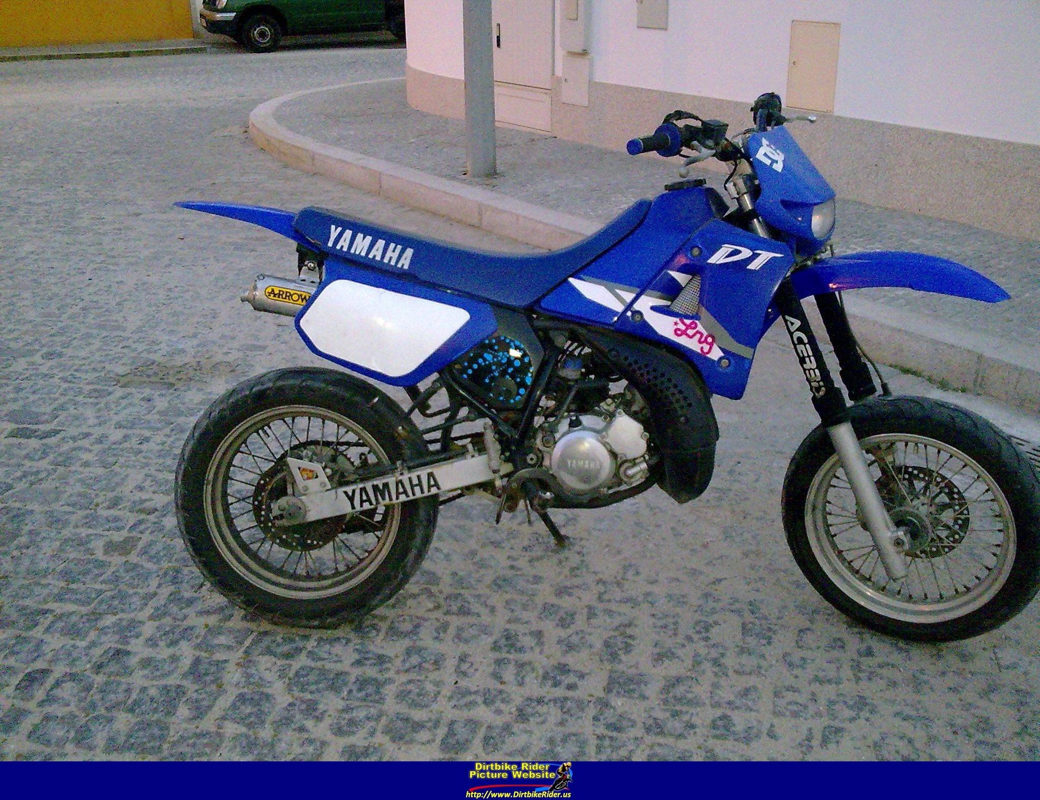 2002 Yamaha Dt 125 R Photos Informations Articles Bikes