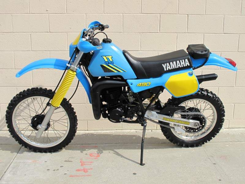 Yamaha IT 490 #1