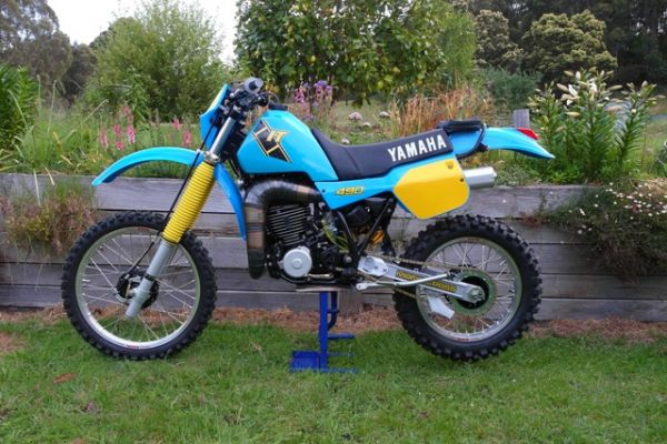 Yamaha IT 490 #8