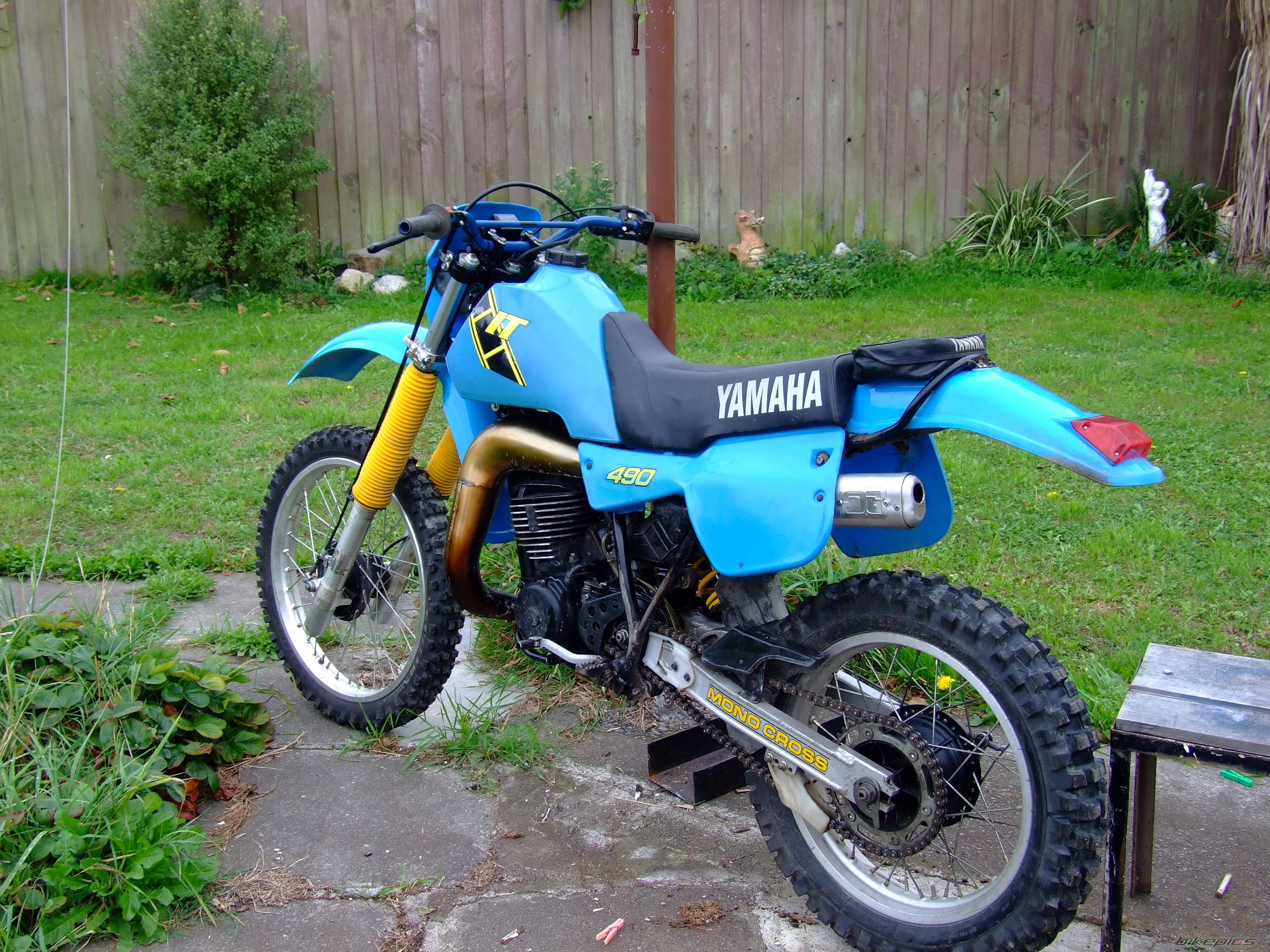 Yamaha IT 490 #7