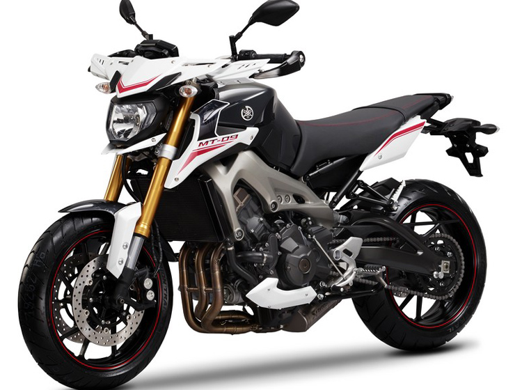 2014 Yamaha MT-09 Street Rally #3