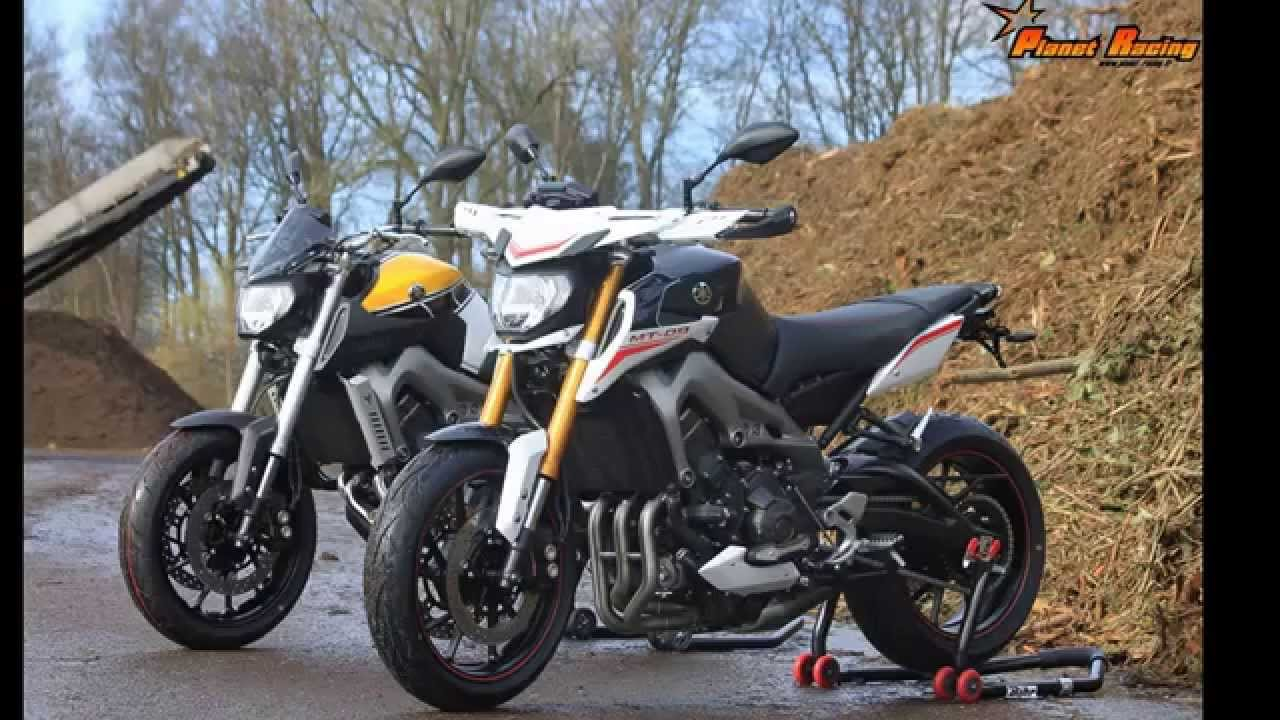 2014 Yamaha MT-09 Street Rally #7